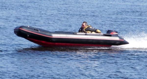 лодка баджер 450
