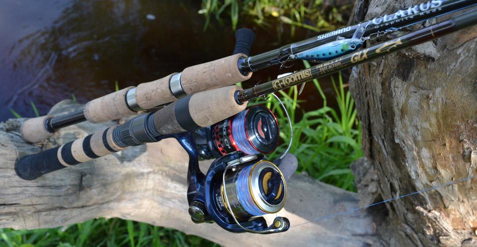 Тест спиннинга Какой спиннинг лучше выбрать для рыбалки